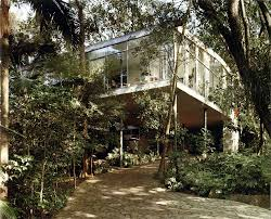 100 Glass House Architecture The Lina Bo Bardi From One Backyard To Another