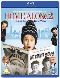 Home Alone 2 Lost in New York Blu ray