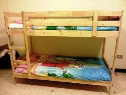 ikea bunk frame best â home decor used beds for kids twin over