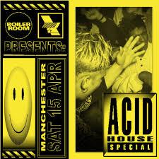 100 Ra Warehouse Project RA Boiler Room X The Presents An Acid House