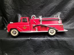 1960's Vintage Tonka Fire Truck Pumper No.5 Metal Toy Truck Original ... Starwrapscom Trucks Peel And Stick Wall Decals Walmartcom New Replacement Decals Stickers Fits Step2 Toddle Tune Coupe Fire Department Truck Window Decal Art For Trucklovers Install Gallery Category Vehicle Graphics Image Firetruck Station House Vinyl Sticker Original Flame Custom Pictures To Pin Decal Chicagoaafirecom Svi Chevrons Partsdecal Predator Severe Service Front Grill Flag Lightning Need It Got Getlgcom