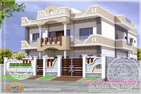 Home Design Plans With Photos In India Unique Plan Kerala And Floor