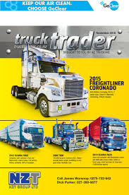 100 Auto Truck Trader November 2018 By NZing Issuu