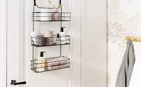 lifa living türregal zum einhängen hängekorb für bad und