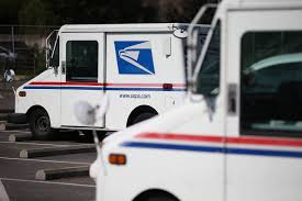 Next Mail Truck May Have Rotors - WSJ Answer Man No Mail Delivery After Snow Slow Plowing Canada Post Grumman Step Vans Under Highway Metropolitan Youtube Truck Clipart Us Pencil And In Color Truck 1987 Llv Usps Mail Autos Of Interest Long Life Vehicles Last 25 Years But Age Shows Now I Cant Believe There Was Almost A Truckbased Sports Car Arrested Carjacking Police Say Fox5sandiegocom Bigger For Packages Mahindra Protype Spied 060 Van Specially Desi Flickr We Spy Okoshs Contender News Driver