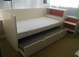 Ikea Flaxa Bed by Find More Ikea Flaxa Bedframe Headboard And Pull Out Bed