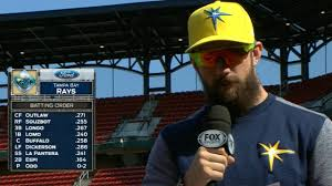 Daves Pumpkin Patch Tampa by Rays Tommy Hunter Enjoying Players Weekend Mlb Com