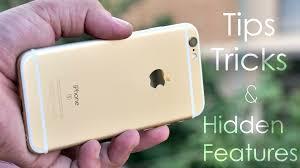 iPhone 6s Tips Tricks & Hidden Features