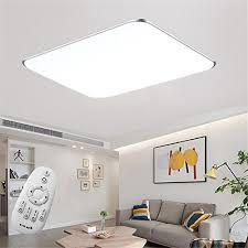 innenraum leuchtmittel möbel wohnen 64w led deckenleuchte