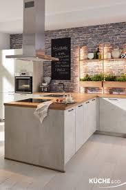 Kã Che Kaufen Sofort Lieferbar Kitchen Herb In White Concrete Offene Kche Wohnzimmer