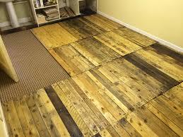 Patio Floor Ideas On A Budget by Pallet Floors U0026 Decks U2022 1001 Pallets