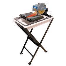 Dewalt Wet Tile Saw Canada by King Canada Kc 3008 3 4 Hp 7 Inch Sliding Tile Saw With Laser