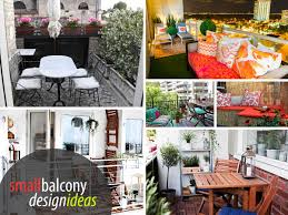 Backyard Patio Decorating Ideas by Small Balcony Design Ideas Photos And Inspiration