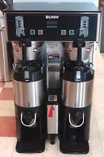 Bunn Dual TF DBC Thermofresh Digital Coffee Brewer Maker W Faucet With 15