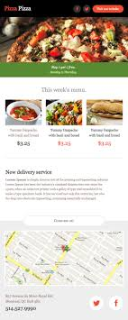 newsletter cuisine newsletter templates free email templates cakemail com