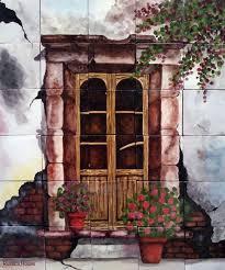 175 best decorative tile murals images on decorative