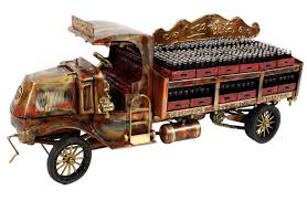 100 2004 Hess Truck CocaCola Delivery Truck Hand Made By Charles 22100 C