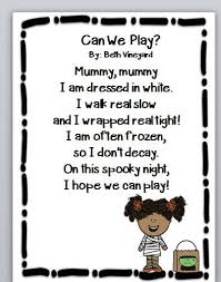 Poems About Halloween For Kindergarten by 40 Best Poems Images On Pinterest Cafes Children And