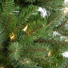 Silvertip Fir Christmas Tree amazon com downswept douglas fir medium pre lit christmas tree