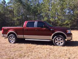 100 King Ranch Trucks For Sale SOLD 2007 D F150 Crew Cab 4WD SOLD The Hull