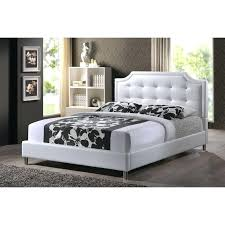 King Platform Bed With Fabric Headboard by Charming Overstock King Platform Bed Upholstered Platform King