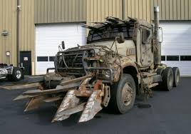 MACK Zombie Truck | Random Rigs | Pinterest | Vehicles, Apocalypse ...