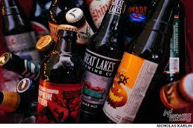 Leinenkugel Pumpkin Spice Beer by Pumpkin Christmas Holiday Beer Taste Test Brightestyoungthings Dc