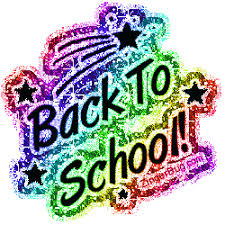 Back To School Glitter Graphics ments GIFs Memes and