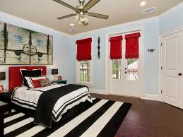 Black And Red Living Room Decorating Ideas by Focus On Stripes Fun Decorating Ideas From Hgtv Fans Hgtv