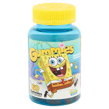 Spongebob Halloween Dvd Walmart by Nickelodeon Spongebob Multivitamin Multimineral Gummies 60 Count