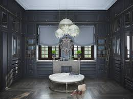 Images Neoclassical Homes by Neoclassical And Deco Features In Two Luxurious Interiors