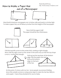 Easter Hat Parade Templates