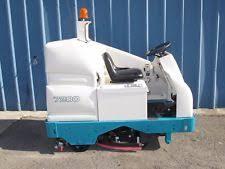 tennant sweepers scrubbers ebay