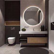 hinterleuchteter spiegel cerchio premium led indirekt beleuchtet