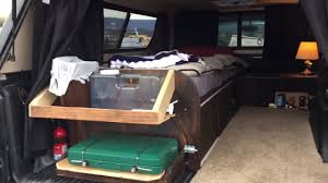 100 Truck Cap Camper Lets See Your Pickup Truck Camper Shell Build Outs