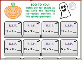 Halloween Multiplication Worksheets 3rd Grade by Multiplication Worksheets Halloween Multiplication Worksheets