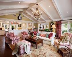 Decorating Ideas Exciting French Living Room Rustic Country