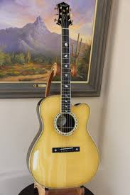 Knaggs Guitars Acoustic Patuxent T1 Aged Natural 2