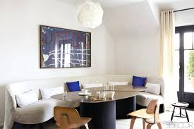Dining Room Banquette Seating Ideas Excellent Fashionable Furniture Round Table Bench
