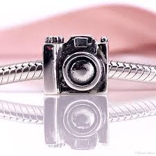Pandora Halloween Charms Uk by 2017 Authentic 925 Sterling Silver Camera Charm Fit Diy Pandora
