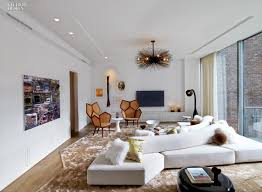 100 Apartment Design Magazine Second Time Around Dufner Heighes Redesigns NoHo Model