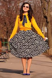 10 Vintage 50s Outfits For This Fall