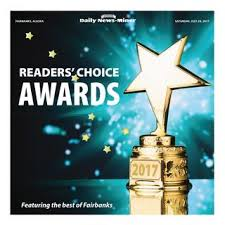 2016 Readers Choice by Fairbanks Daily News Miner issuu