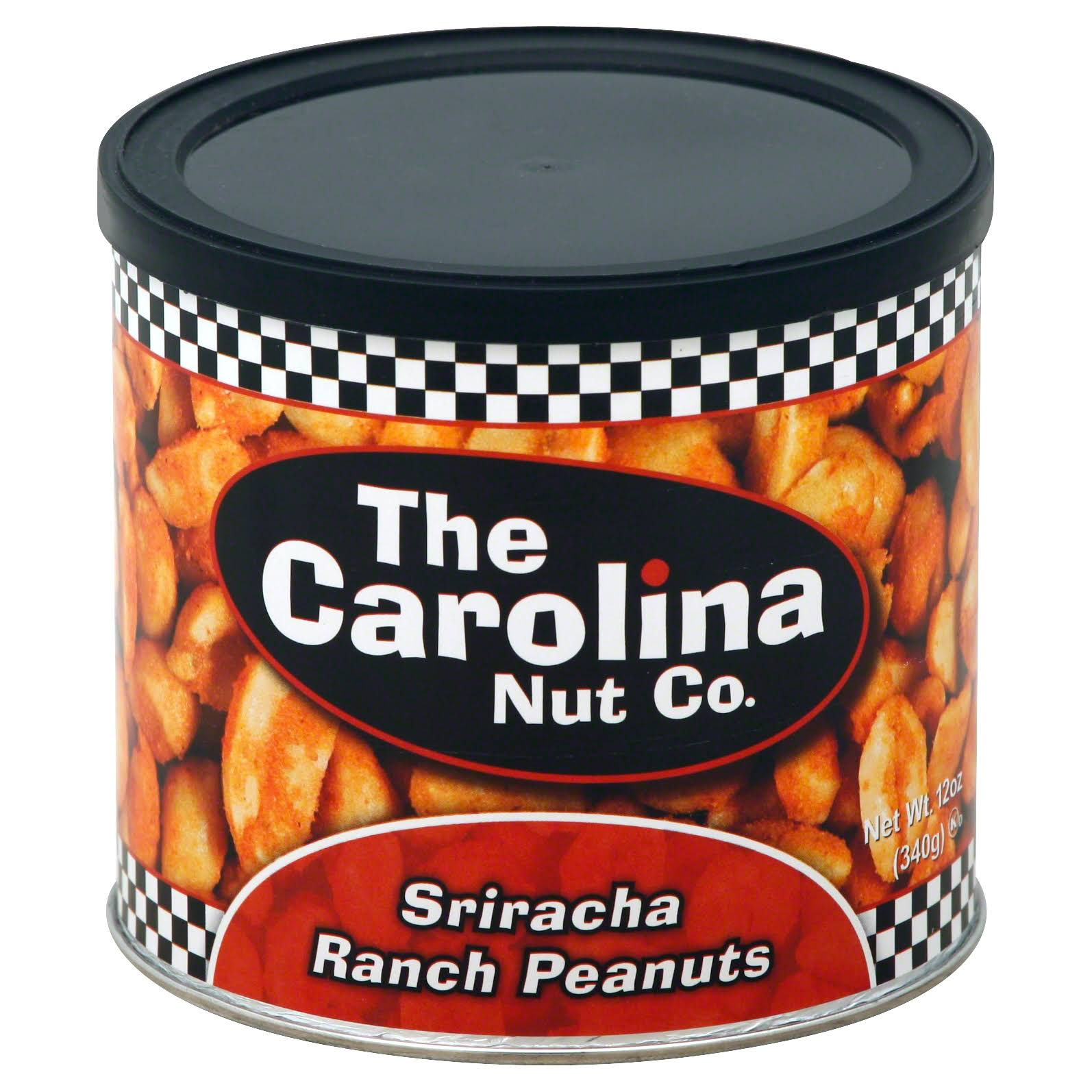 The Carolina Nut Co. Sriracha Ranch Peanuts