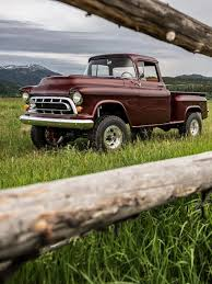 Pickup Maniac — Utwo: '57 Chevy NAPCO 4x4 © Legacy Classic... Handcrafted By Artisan Auto Mechanics At Legacy Classic Trucks In New Ari Sleepers Truck Lctrestorations Twitter For Sale This Single Cab Vintage Power 1942 Dodge Carryall With A 4bt Diesel Inlinefour Engine Swap Depot Behind The Wheel Of Wagon Automotive To Be Build And Completed 2018 Inventory Split Personality The 1957 Napco Chevrolet Cversion Is Half Task Force Pickup