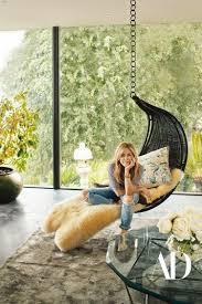 100 Modern Interior Magazine Jennifer Aniston Reveals Her Home To AD
