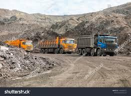 100 Rock Truck Large Quarry Dump Loading Stock Photo Edit Now