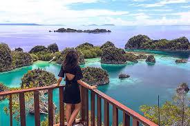 Raza Ampat Islands Indonesia