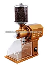 Commercial Coffee Grinder Bean Grinding Machine Burr Turkish