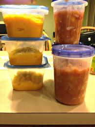Freezing Pumpkin Puree For Smoothies by Crazy For Cookies And More Pumpkin Bars